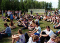 Рок-фестиваль 2000. Южное озеро