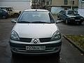 Занятия на Renault Symbol