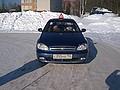 Занятия на Chevrolet Lanos