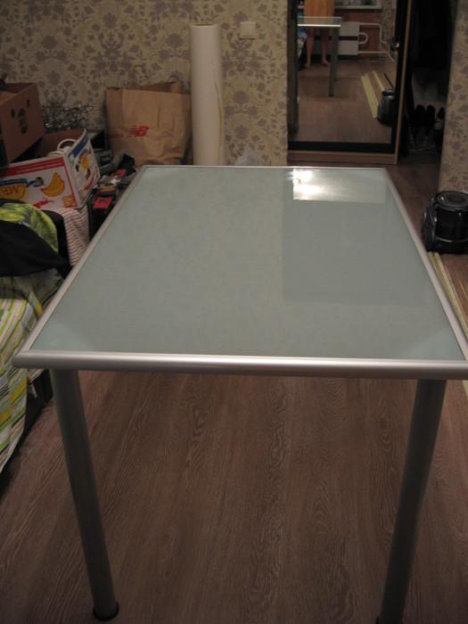 город черноголовка мебель срочно продается стеклянный стол икеа